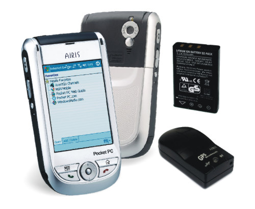 Airis SmartPhone T470 / T470i