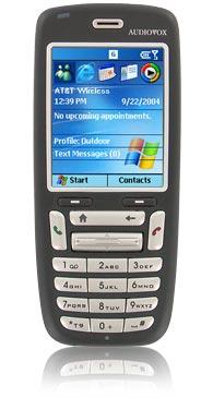 Audiovox SMT-5600 (HTC Typhoon)