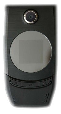 Cingular 3125 (HTC Startrek 100)