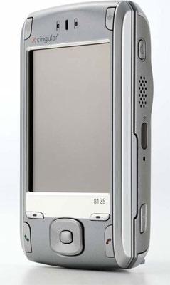 Cingular 8125 (HTC Wizard 110)