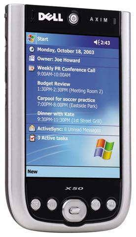Dell Axim X50 Basic