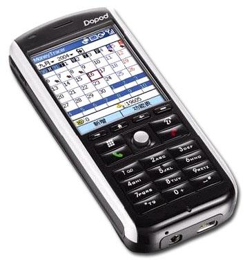 Dopod 575 (HTC Feeler)
