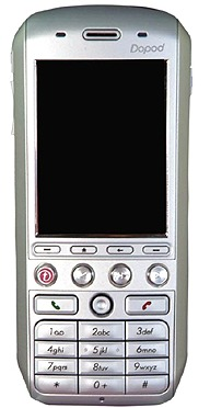 Dopod 586W (HTC Tornado Tempo)