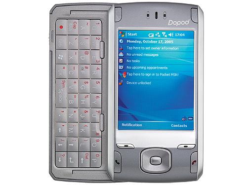 Dopod 838 (HTC Wizard 110)