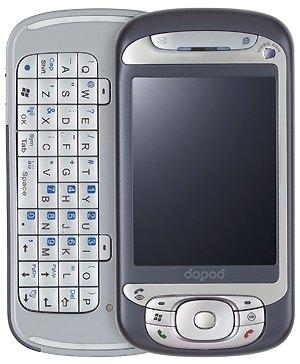 Dopod 838 Pro (HTC Hermes 100)
