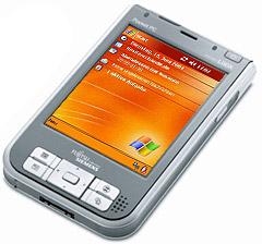 Fujitsu-Siemens Pocket LOOX 710 (HTC Bali)