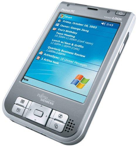 Fujitsu-Siemens Pocket LOOX 720 (HTC Bali)