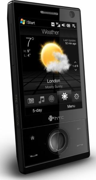 HTC Touch Diamond (HTC Diamond 100)