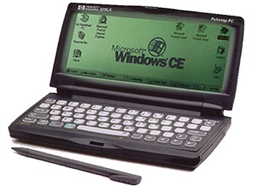Hewlett-Packard Palmtop 300LX