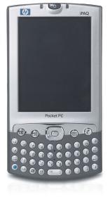 Hewlett-Packard iPAQ H4350 / H4355 (HTC Dextrous)