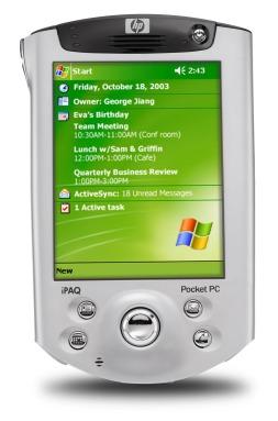 Hewlett-Packard iPAQ H5150 / H5155