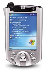 Hewlett-Packard iPAQ H5550 / H5555