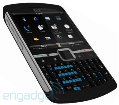 Hewlett-Packard iPAQ K3 (HTC Obsidian)