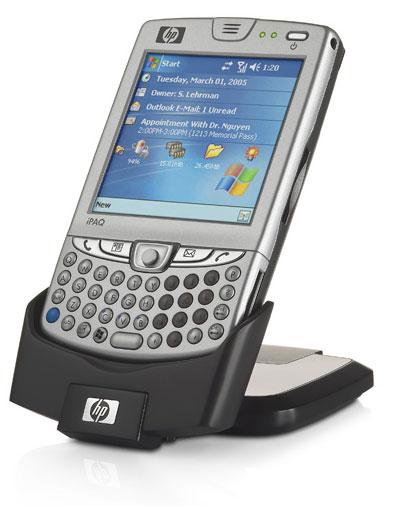 Hewlett-Packard iPAQ hw6515 (HTC Beetles)
