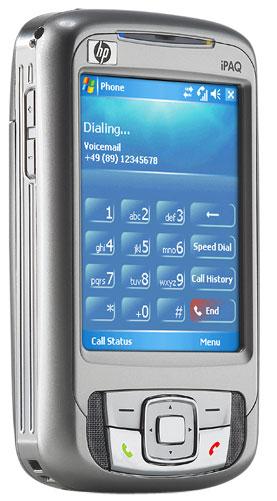 Hewlett-Packard iPAQ rw6815