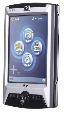 Hewlett-Packard iPAQ rx3415