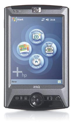Hewlett-Packard iPAQ rx3715