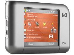 Hewlett-Packard iPAQ rx4540
