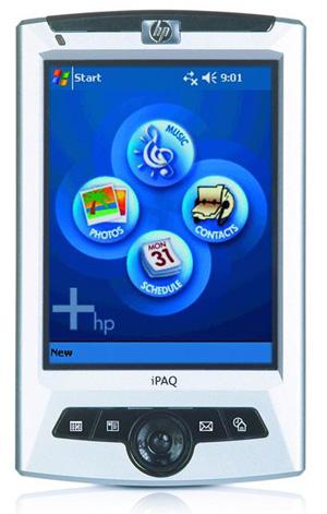 Hewlett-Packard iPAQ rz1710