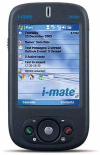 I-Mate JAMin (HTC Prophet)