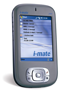 I-Mate New JAM / JAM Limited Edition (HTC Magician)