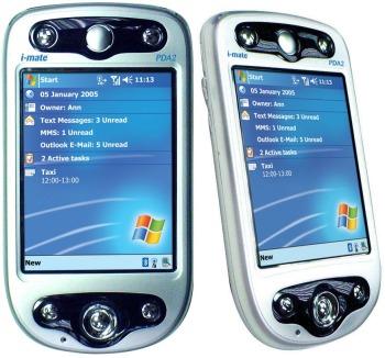 I-Mate PDA2 Pocket PC (HTC Alpine)