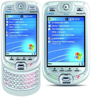 I-Mate PDA2k EVDO (HTC Harrier)