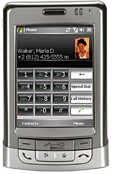 MiTAC Mio A502 Digi-Walker