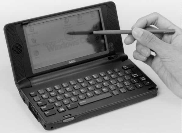 NEC MobilePro 200