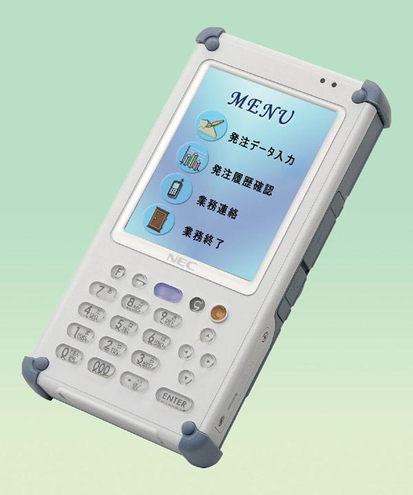 NEC Pocket@i EX