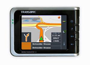 Navigon PNA Transonic 6000T