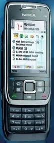 Nokia E66 (Nokia Dora)