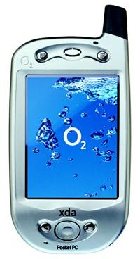 O2 XDA (HTC Wallaby)