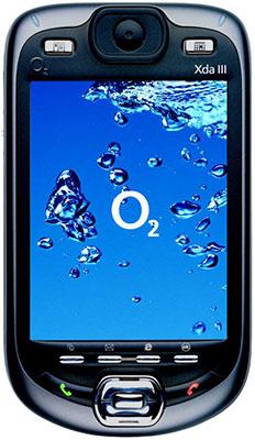 O2 XDA IIs / XDA III (HTC Blue Angel)