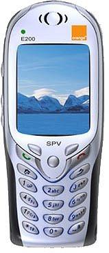 Orange SPV E200 (HTC Voyager)