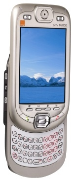 Orange SPV M2000 (HTC Blue Angel)