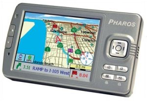 Pharos Traveler GPS 505