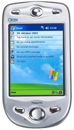 Qtek 2020 (HTC Himalaya)