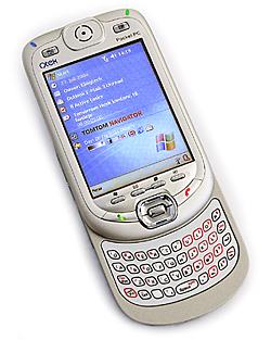 Qtek 9090 (HTC Blue Angel)