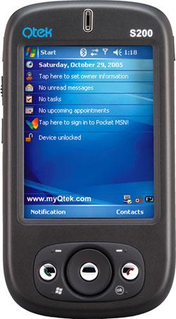Qtek S200 (HTC Prophet)