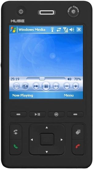 Qtek S300 (HTC Muse/Melody)