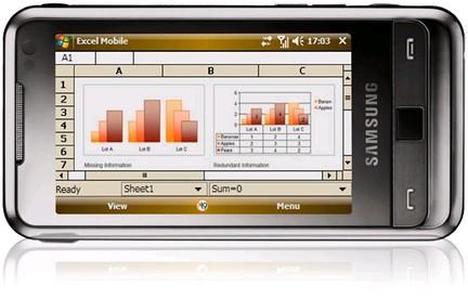 Samsung SCH-i910 Omnia