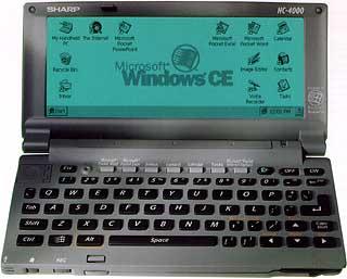 Sharp Mobilon HC-4000