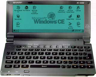 Sharp Mobilon HC-4100