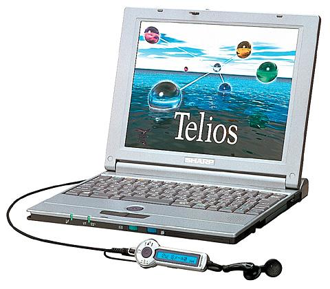 Sharp Telios HC-AJ1