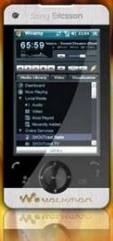 Sony Ericsson W1