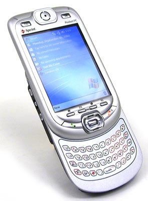Sprint PPC-6600 / PPC-6601 (HTC Harrier)