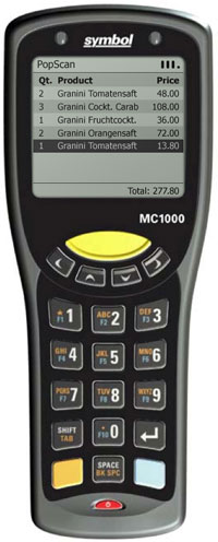 Symbol MC1000