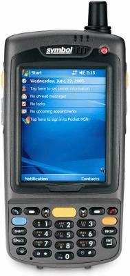 Symbol MC70 Phone