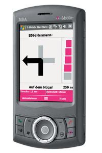 T-Mobile MDA Compact III (HTC Artemis 100)